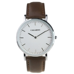 Gagarny 6812 Steel Batons Two-pin Quartz Watch